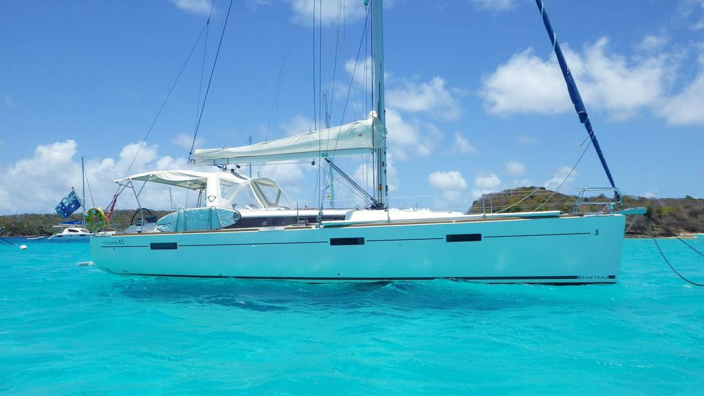 Image result for Sailing from Grenada to the Grenadines on a Luxury Crewed Yacht Charter