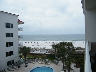 Photo for Stunning 4th FL Unit w/Great View of the Beach! Open Nts in May Book Now!