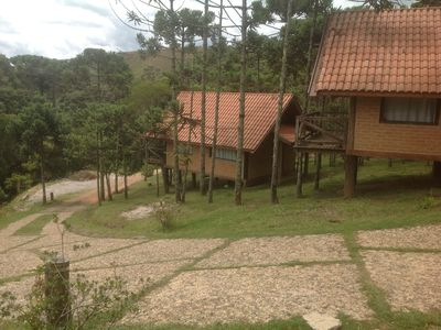Photo for Chalets in the midst of Nature to 2.4 or 6 people. Pets and children are Welcome!