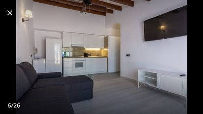 Photo for Apartment located in Ciudadela just 100 meters from the CALA EN BRU