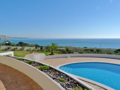 Photo for Stunning five bedroom villa with uninterrupted views to the sea, Wifi. 4828/AL