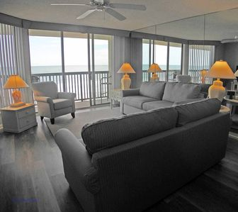 Photo for Emerald Cove II Unit: 4B! Oceanfront 3 Bedroom! Escape to the beach with the best rates!