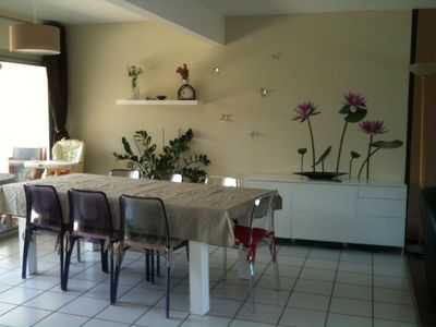 Photo for Home - up to 8 people - 100m from a tram station - 5 minutes from downtown