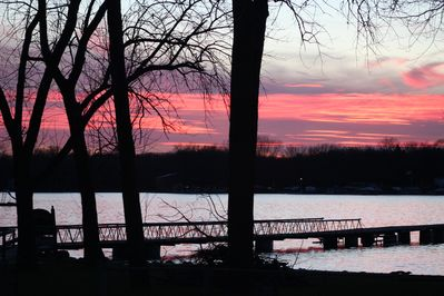 Enjoy amazing sunsets from the Park!