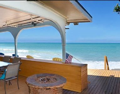 Photo for Little Blue Beach House Avail.July 4th week @ $3850 wk + 10 % tax.sleeps 7