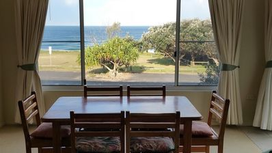 Photo for Bindaree unit 7, opposite Pippi Beach Yamba, with pool