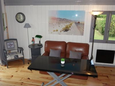 Photo for Vacation home Le Bois d'Amour in Dinard - 6 persons, 2 bedrooms