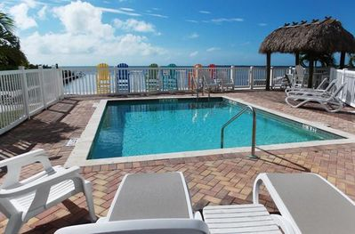 Our Pool is Exclusive to the gated community guest only ! CALL 305-735-3636