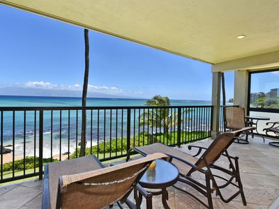 Photo for My Perfect Stays: Only $289 a Night!  Jun 27-Jul 2 NEW LISTING -OCEAN FRONT, CORNER UNIT!!