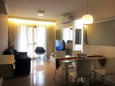 Photo for Distinctive and comfortable flat in the Jardins