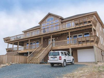 Photo for 7BR House Vacation Rental in 4x4 - Carova Beach, North Carolina