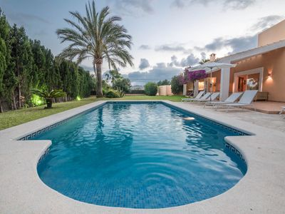 Photo for Villa Aloe, with private pool, sea views and free wifi
