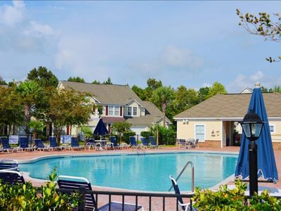 Photo for Beautiful 3BR/2.5BA Townhome in Barefoot Resort, North Myrtle Beach