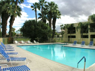 Photo for South Palm Springs Golf & Tennis Club Condo near Golf Course, Grocery, Restaurants and Shops