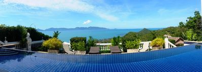Photo for Baan Kao, Private Pool with Sea View