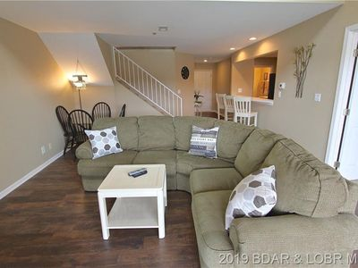 Photo for Parkview Bay 3 Bedroom!! Amazing lake views- 3 pools- Free Wi-Fi!