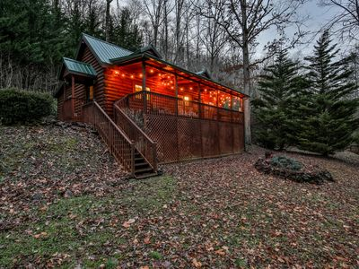 Photo for New Listing Creekside Cabin Retreat