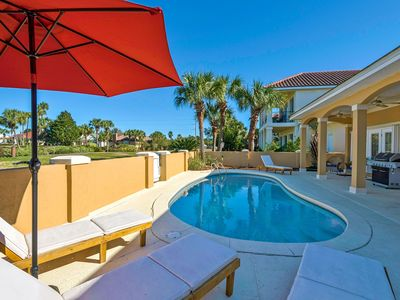 Photo for 15%OFF Now-5/25/19! FREE Golf Cart! Updated Private Pool, Community Amenities
