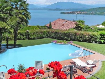 Photo for Villa Smeralda, Mèina  in Stresa - 8 persons, 4 bedrooms