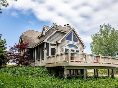 Photo for Harbor House New Buffalo - Great 4 BR 4.5 BA beach house - sleeps 10