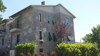 Photo for Holiday house in the countryside in the heart of Chianti