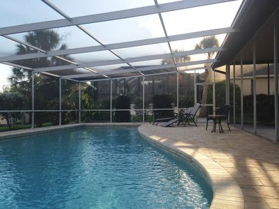Venice Island, Heated 40' Pool, Walk to Private Beach