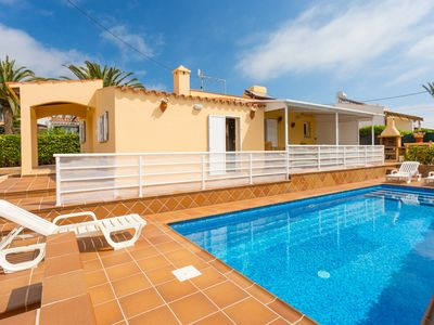 Photo for Villa Eclipse: Private Pool, Walk to Beach, A/C, WiFi, Car Not Required, Eco-Friendly