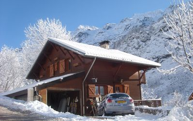 Photo for 4BR Chalet Vacation Rental in Vaujany, RA