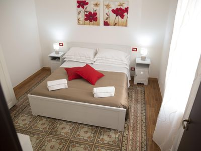 Photo for Oltremare Trapani apartments is located near the port and the historic center.