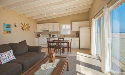 Photo for Cute upper oceanfront unit located within walking distance to the Newport Pier.