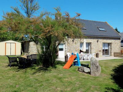 Photo for Vacation home in Plouhinec, Morbihan - 6 persons, 3 bedrooms
