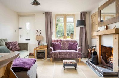 Photo for Green Pump Cottage is a stylish property with stunning views across the Blockley Valley