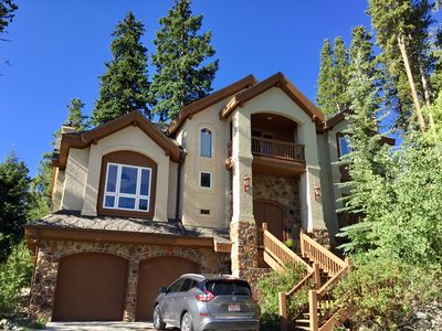Photo for Perfect Summer Retreat at the Base of Peak 8, Sleeps 12+