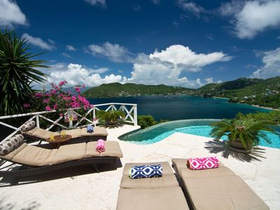 Photo for Ravenala House, Lower Bay, Named in The Times 50 best Villas in the Caribbean.