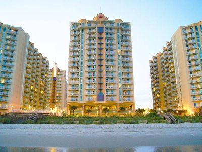 Photo for Wyndham Ocean Boulevard * 2 Bedroom 2 Bath with Private Balcony