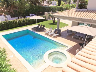 Photo for Charming Exceptional Villa in Algarve, Portugal . Just 5 minutes to the beach.