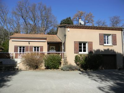 Photo for VILLA WITH PRIVATE POOL IN Drôme Provençale VALAURIE