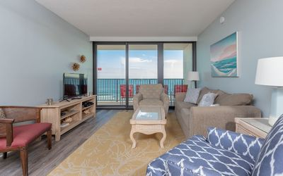 Photo for Two Bedroom BEACH FRONT Condo at Island Winds in Gulf Shores