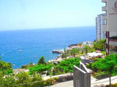 Photo for Sea View Modern Apartment in the Center of Lido (Tourist Area) + WIFI