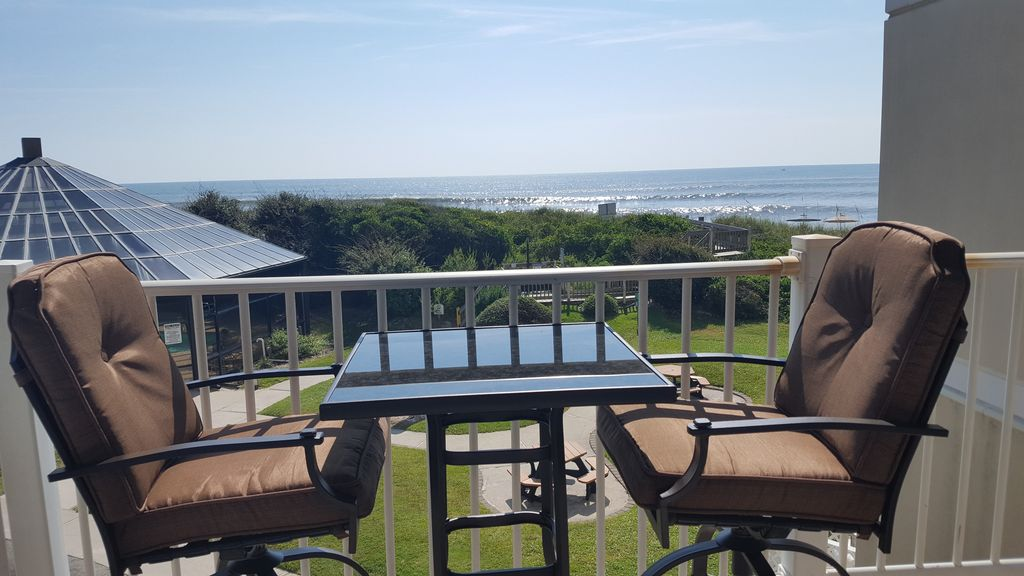 Topsail Beach Condo Renovation: ST. REGIS RESORT- OCEAN VIEW FROM EVERY ROOM