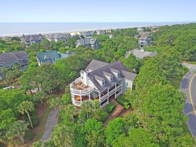 Photo for 7000 Sq Ft HOME in Kiawah! Amazing Views And Layout!