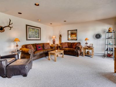 Photo for 3 Br Unit With Fireplace & Mountain Views