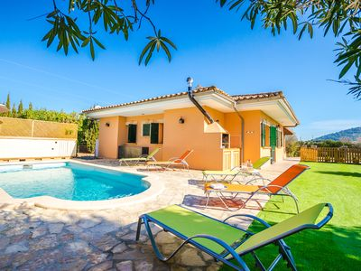 Photo for Villa with pool in the center of Mallorca