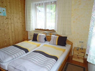 Photo for Apartment for 2 persons EC - Bauernhof-Pension Fam. Stadler