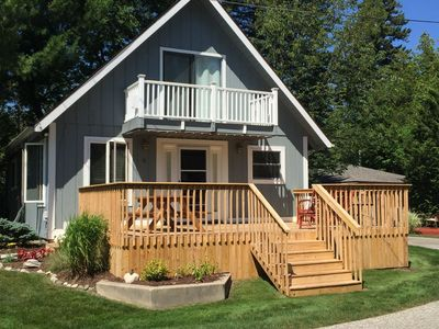 Photo for 4BR Cottage Vacation Rental in Alanson, Michigan