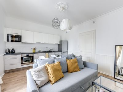 Photo for Modern and cozy apartment near SNCF station