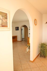 Photo for CASA ANGELO Molveno with terrace and private parking