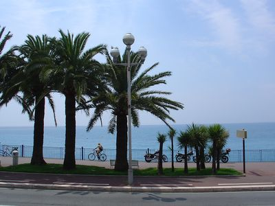 Photo for Stunning Apartment, Sea View, Vieux Nice.
