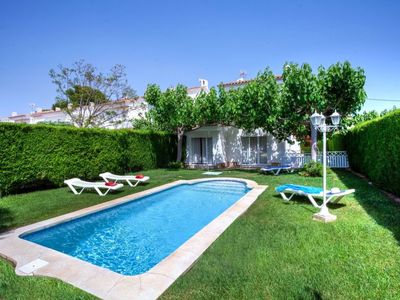 Photo for Vacation home Montalt VI in Miami Platja - 8 persons, 4 bedrooms