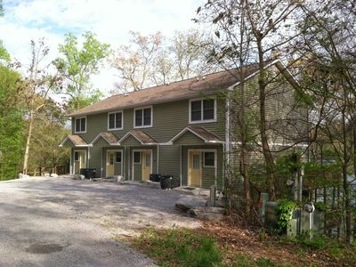 Photo for Parson Shores Lodge #3 Secluded Condo With Private Boat Dock.